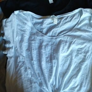 Crop T-shirts